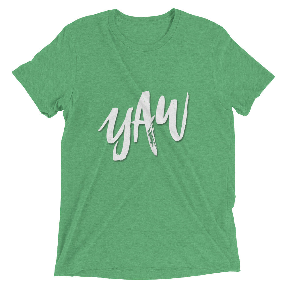 Short sleeve YAW t-shirt - You are Worthy Lifestyle
