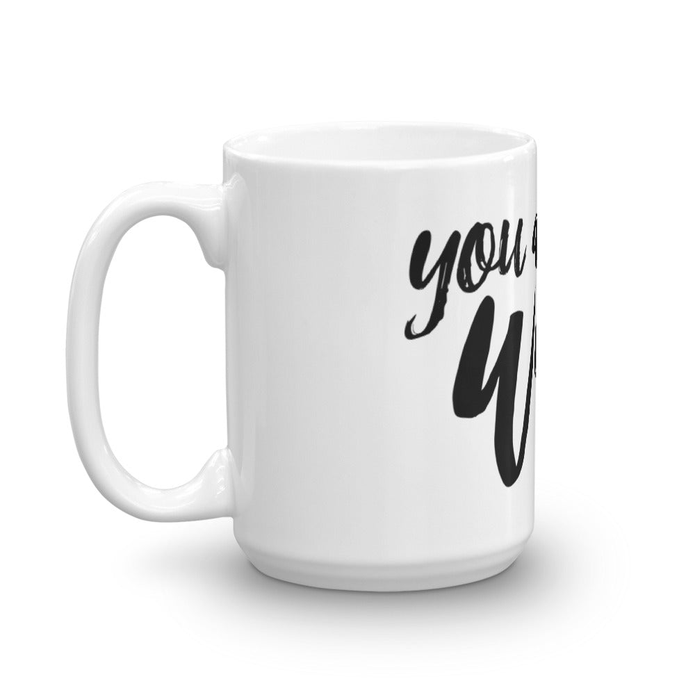 YAW Mug - You are Worthy Lifestyle