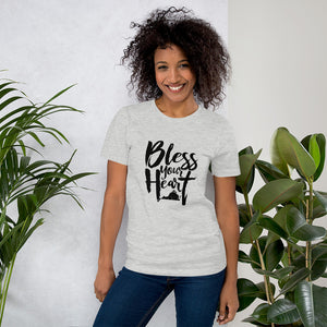 Bless Your Heart VA Unisex T-Shirt - You are Worthy Lifestyle