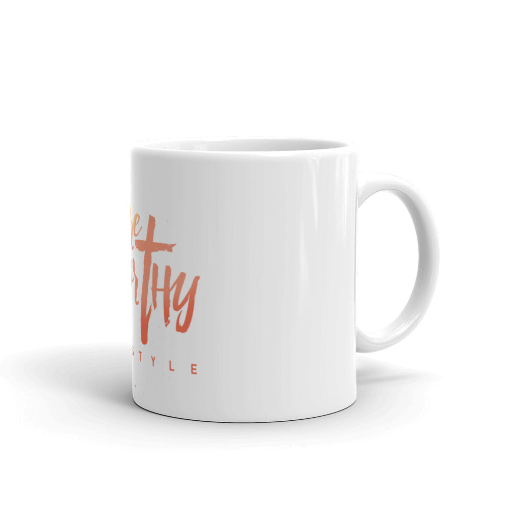 Sunburst Mug - You are Worthy Lifestyle