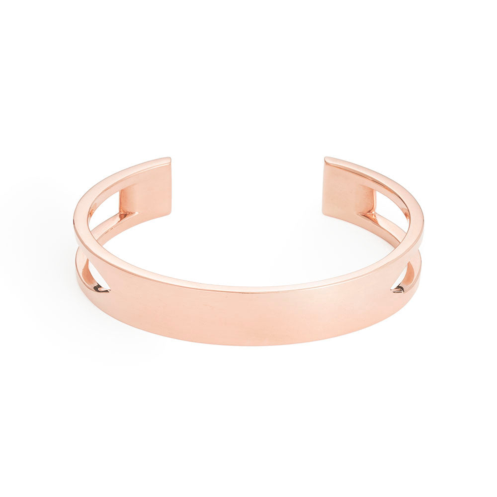Lancet Cuff - Rose Gold