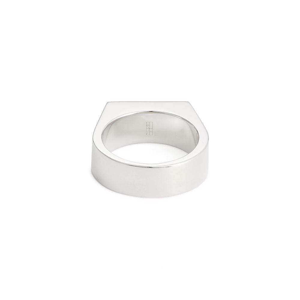 Tapered Deck Ring - Silver