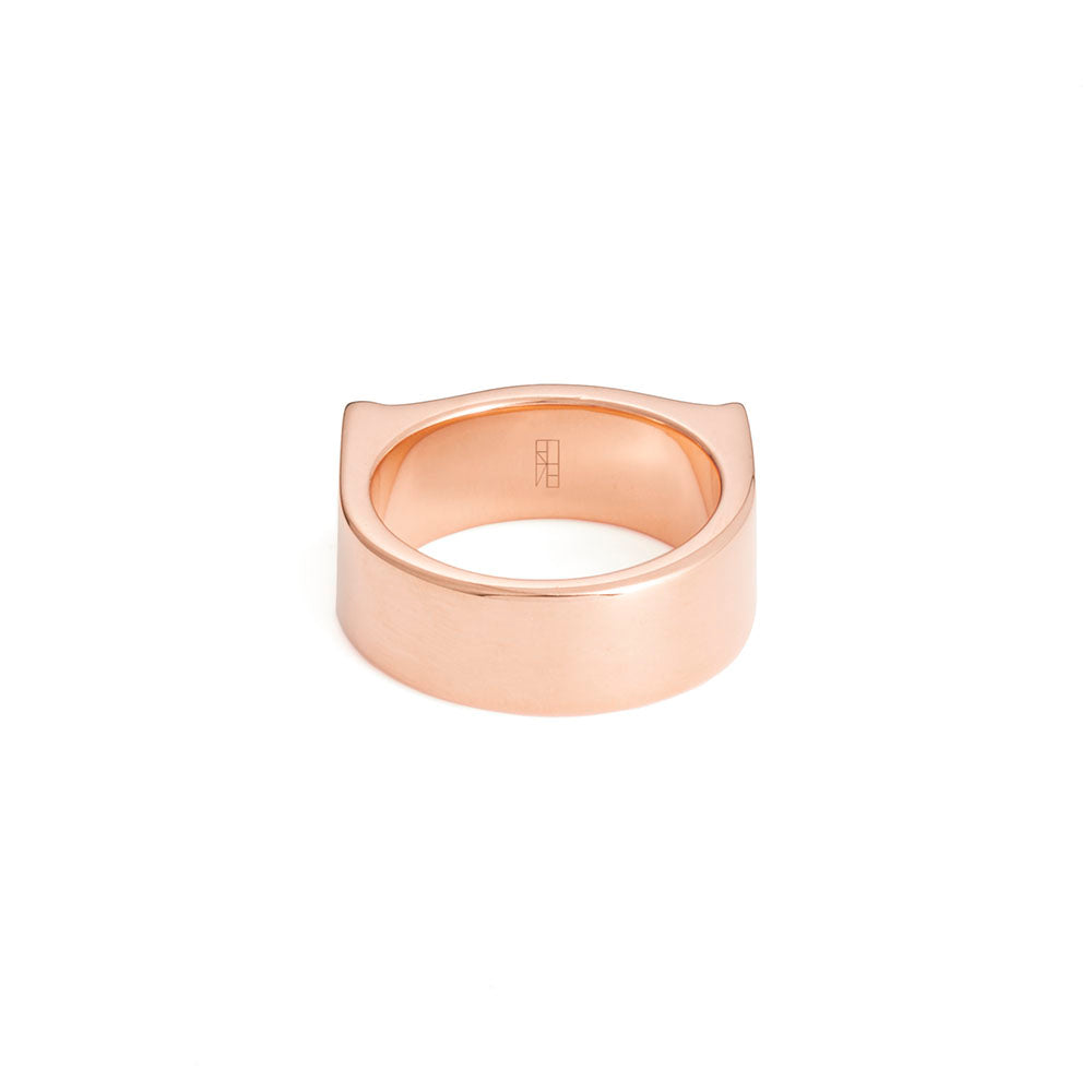 Arch Ring - Rose Gold