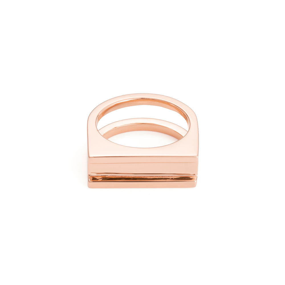 Deck Ring - Rose Gold