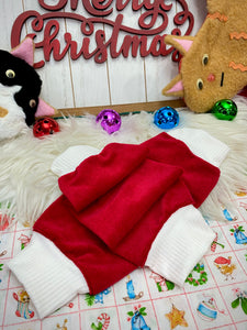 'Santa Baby' Stocking Stuffer Leg Warmers
