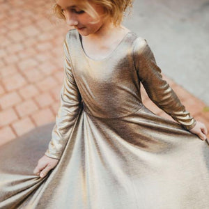 Golden Lilly Dress - Fundraiser for Team Lilly Foundation