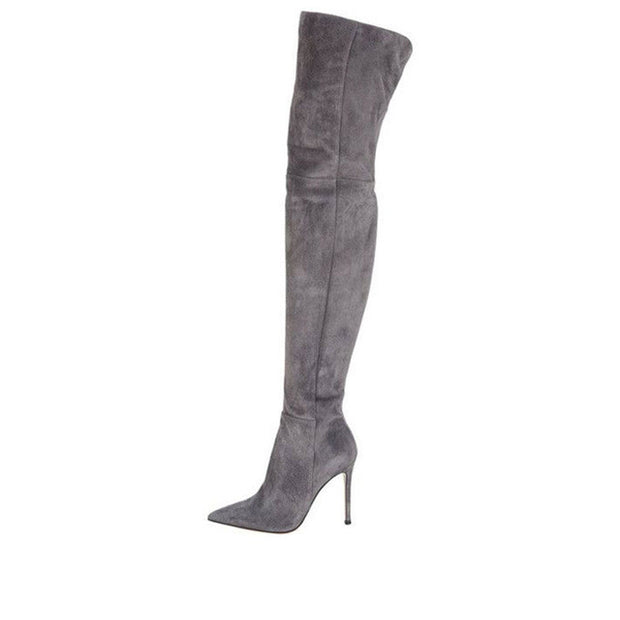 BOTA OVER THE KNEE BICO FINO - PODEROSA SHOP