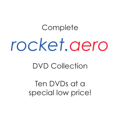 Complete rocket.aero DVD Collection