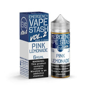 Emergency Vape Stash Vol. 2 - Pink Lemonade - E-Juice Deals www.ejuicedeals.com