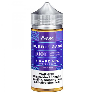 Bubble Gang - Grape Ape 100mL - E-Juice Deals www.ejuicedeals.com