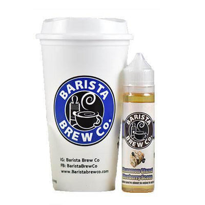 Cinnamon Glazed Blueberry Scone 60ml - E-Juice Deals www.ejuicedeals.com