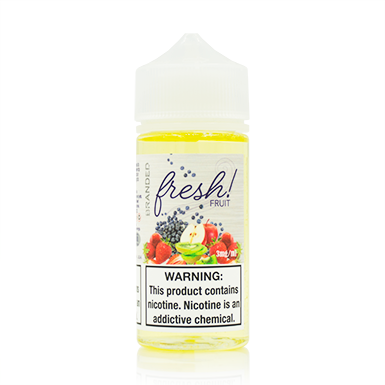 Branded Vapors - Fresh Fruit - E-Juice Deals www.ejuicedeals.com