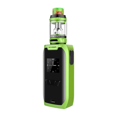 Vaporesso Revenger 220W KIT GREEN ONLY! - E-Juice Deals www.ejuicedeals.com