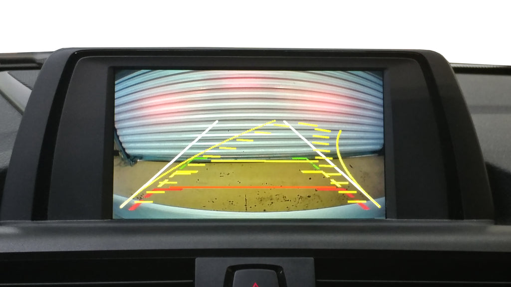 BMW REAR CAMERA INTERFACE BMWMOD2