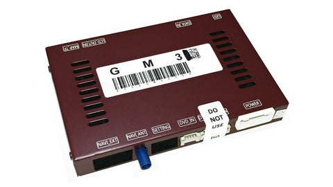 "GM 7"" IOB ADD-ON NAVIGATION PART#17GM7NVK1"