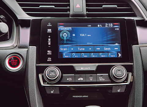 HONDA ADD-ON NAVIGATION PART#HONCVNAV2