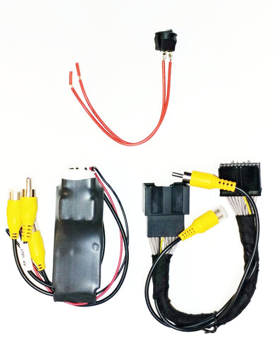 "GM 7"" IOB CARGO CAMERA T-HARNESS PART# GM73BKHARN"