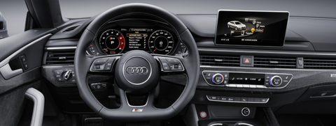 "AUDI 4G MMI WITH 7/8.3"" SCREEN CARPLAY/AA INTERFACE PART#ADAPMOD5"