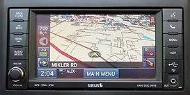 GENUINE MOPAR MYGIG NAVIGATION SYSTEM PART#MYGIGOEMNAV