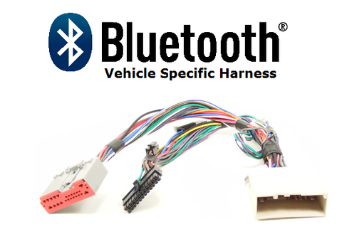 BLUETOOTH HARNESS FORD (FD1) NON-AMPLIFIED SYSTEM PT#AIS7531