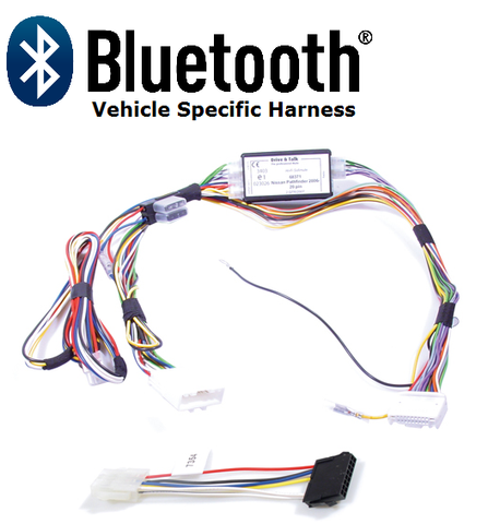 BLUETOOTH HARNESS NISSAN (NS8) BOSE SYSTEM PT#AIS7557