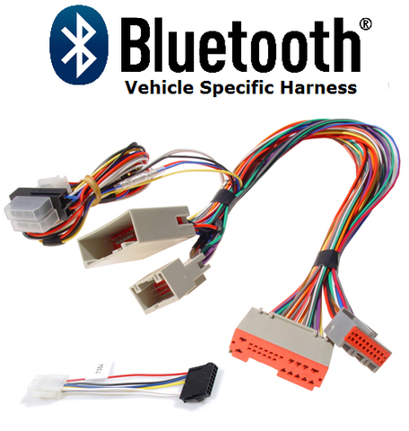 BLUETOOTH HARNESS FORD (FD3) JBL EQUIPPED SYSTEM PT# AIS7563