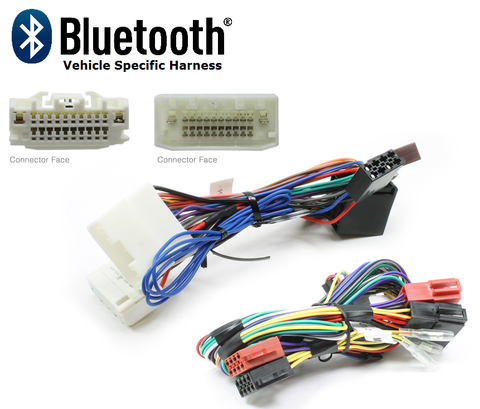 BLUETOOTH HARNESS CHRYSLER/DODGE/JEEP (CHR5) 4.3
