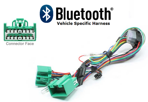 "BLUETOOTH HARNESS GM 8"" SCREEN (GM14) NON-AMPLIFIED PT# AIS7596"