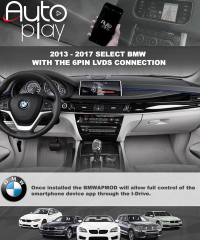 BMW NBT AUTOPLAY PART#BMWAPM