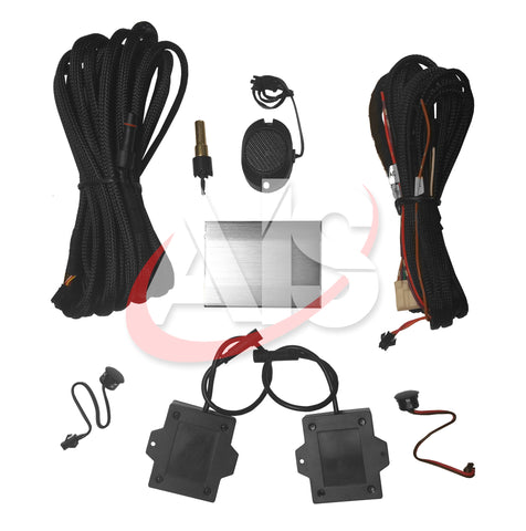 UNIVERSAL MICROWAVE BLIND SPOT SENSOR KIT PART#BSDS3
