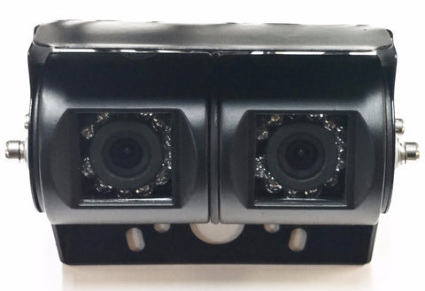 HEAVY DUTY BLACK DUAL COMMERCIAL CAMERA PART#COMCAM2