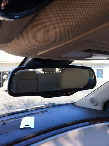 MIRROR W/ONSTAR RETENTION PART#GMMOS43