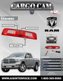 CAMERA CARGO PART#RAM3BKC