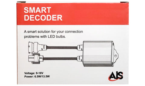 DCH7 SMART DECODER FOR H7 LEDS