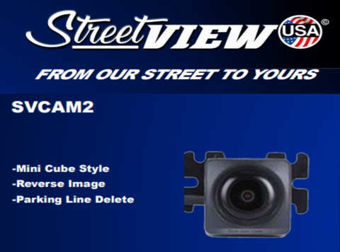 UNIVERSAL CUBE CAMERA PART#SVCAM2