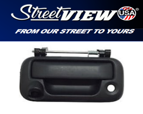 2004-2014 F150 & 2008-2016 SUPERDUTY TAILGATE HANDLE CAMERA PART#SVFD1