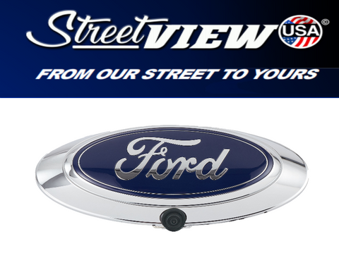 2004-2014 F150 & 2008-2016 SUPERDUTY LOGO CAMERA PART#SVFD2