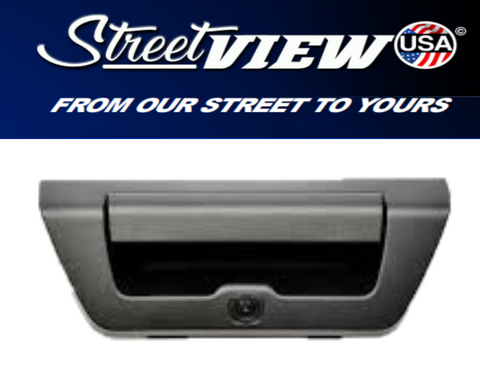 2015-UP F150 TAILGATE HANDLE CAMERA PART#SVFD3