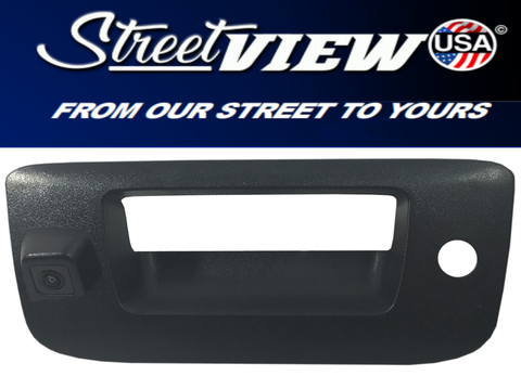 2007-2013 GM TRUCK TAILGATE HANDLE CAMERA PART#SVGM2