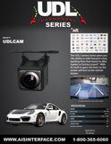 UDL SERIES CAMERA PART#UDLCAM