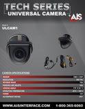 TECH SERIES CAMERA PART#ULCAM1
