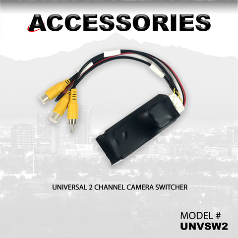 CAMERA SWITCHER PART#UNVSW2
