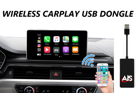 WIRELESS CARPLAY USB DONGLE PART#WCPD