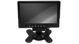 "7"" TFT/LCD STAND ALONE MONITOR W/DUAL INPUTS PART#COM72VM"