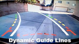 UNIVERSAL TAG MOUNT CAMERA WITH DYNAMIC LINES PART# UDLCAM2