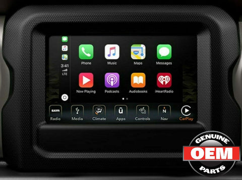 "WRANGLER JL 5"" TO 7"" CARPLAY/AA RADIO UPGRADE PART#WRANG7KT1"