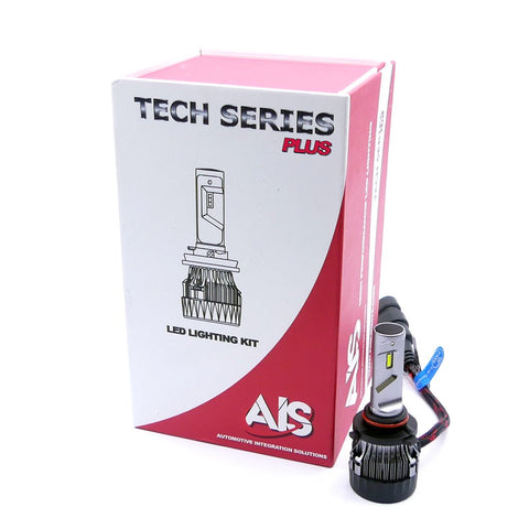 9006TECH+ TECH PLUS LED HEADLIGHT BULB REPLACEMENT