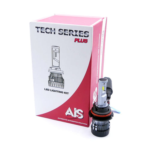 9007TECH+ TECH PLUS LED HEADLIGHT BULB REPLACEMENT