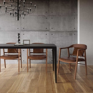 Arquelis dining chairs by James Moveis - Kelly Christian Designs