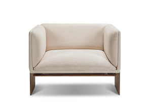 Amburana lounge armchair by Mauricio Bomfim - Kelly Christian Designs